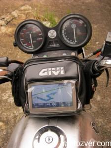 Держатель навигатора Givi S850